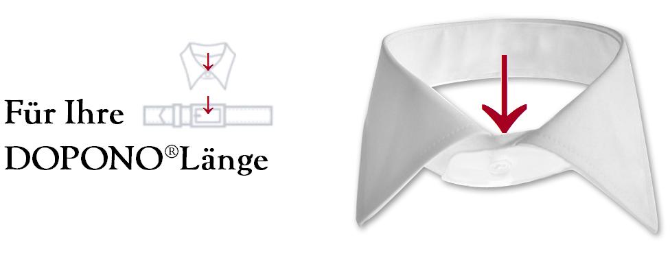 Ihre Designer Krawatte Ihre DOPONO Länge